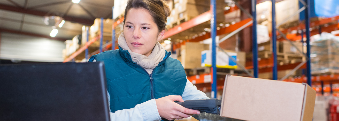 Warehouse management & barcoding solution for Sage 50
